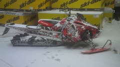 2014 POLARIS RMK 800 ASSAULT 155