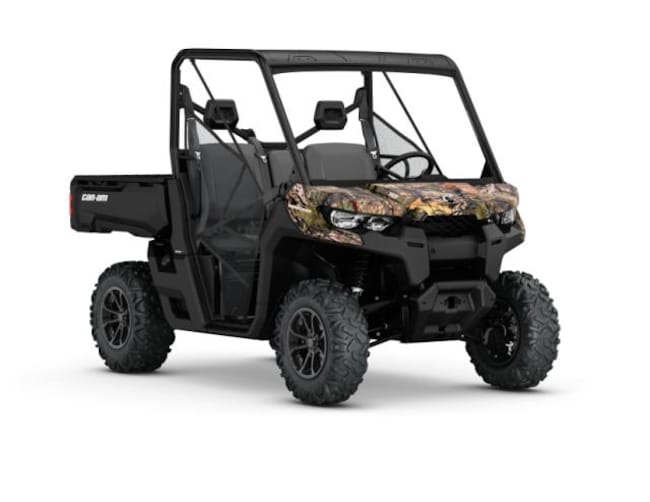 2018 CAN-AM Defender DPS HD10