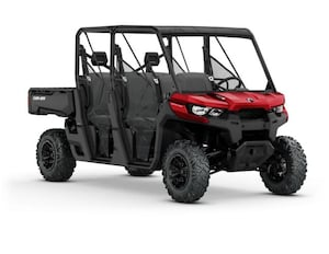 2018 CAN-AM Defender Max DPS HD8