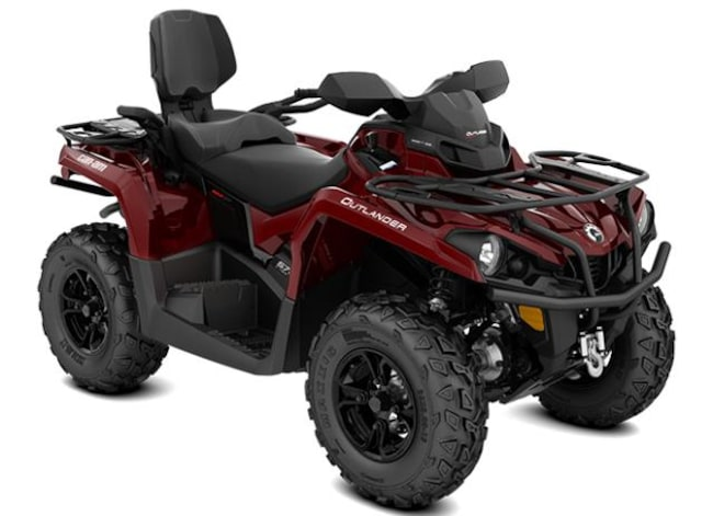 2019 CAN-AM Outlander Max 570 XT