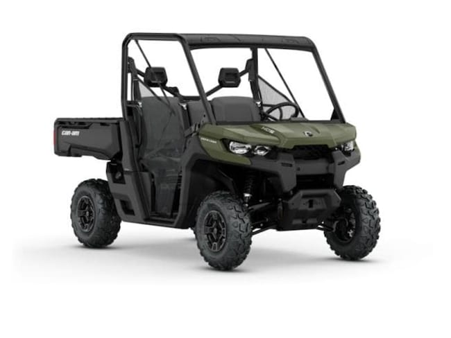 2019 CAN-AM Defender DPS HD5