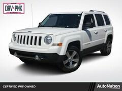 2016 Jeep Patriot High Altitude Edition Sport Utility