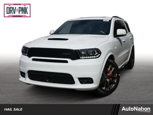 New 2019 Dodge Durango For Sale Suv White Knuckle Clearcoat