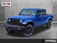 2021 Jeep Gladiator WILLYS 4X4 Truck Crew Cab