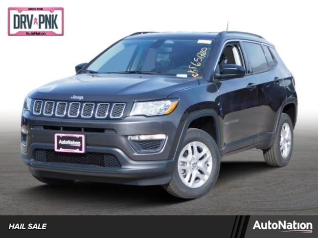 New 2019 Jeep Compass For Sale Sport Utility Granite Crystal