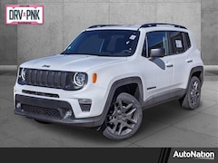 2021 Jeep Renegade 80TH ANNIVERSARY 4X4 SUV