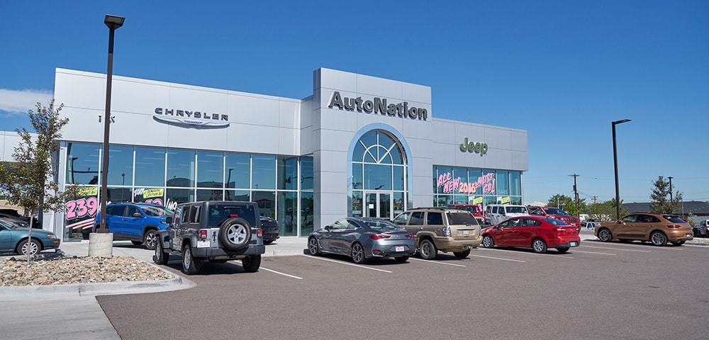 chrysler and jeep dealer near denver, co | autonation chrysler jeep