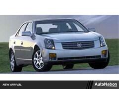 2004 Cadillac CTS Sedan 4dr Car