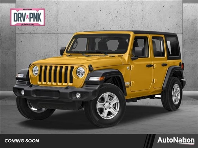 2021 Jeep Wrangler Unlimited Sport SUV