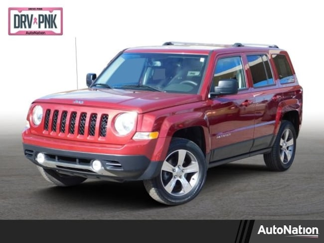 2016 Jeep Patriot High Altitude Edition Sport Utility
