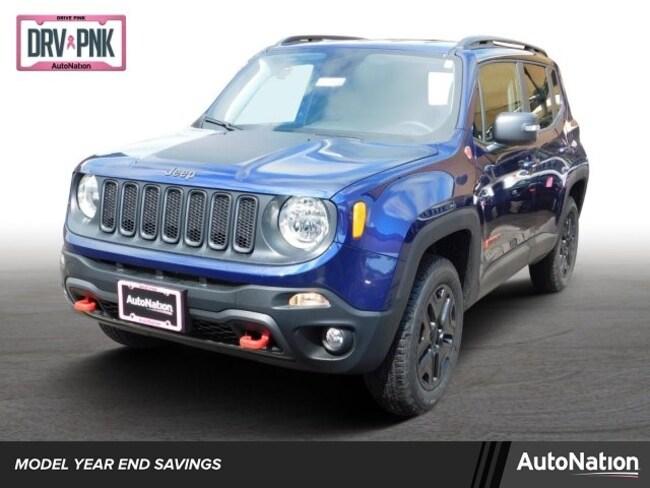 2018 Jeep Renegade Trailhawk Sport Utility