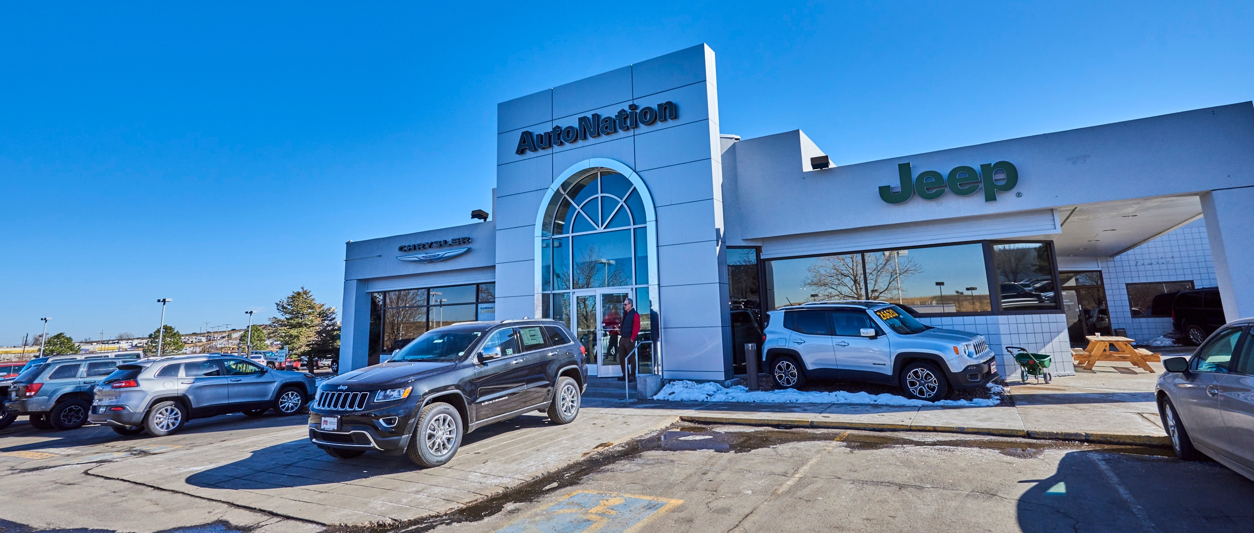 About Us | Autonation Chrysler Jeep West in Golden, CO
