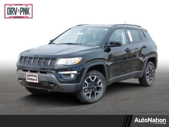 2019 Jeep Compass Upland Edition Sport Utility