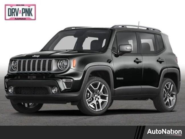 2019 Jeep Renegade Trailhawk Sport Utility