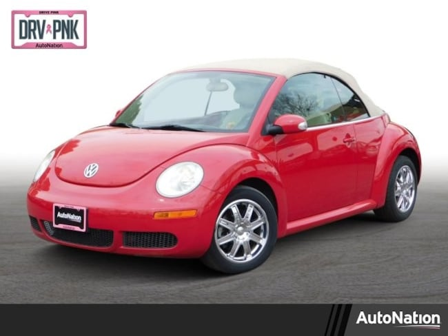 2010 Volkswagen Beetle Convertible 2dr Car