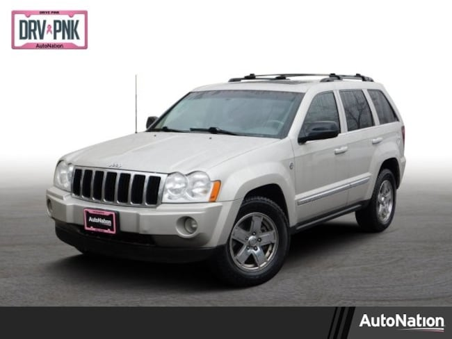 2007 Jeep Grand Cherokee Limited Sport Utility
