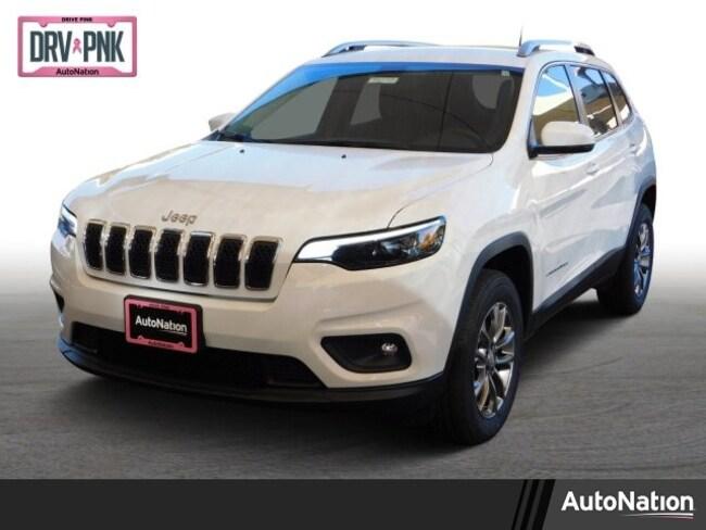 2019 Jeep Cherokee Latitude Plus Sport Utility