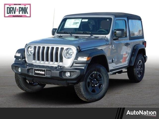 Jeep Wrangler For Sale Denver, CO | AutoNation Chrysler ...