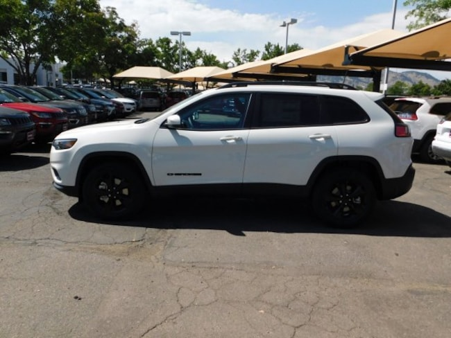 New 2019 Jeep Cherokee For Sale Sport Utility Pearl White