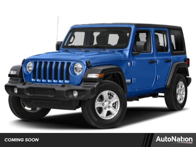 2019 Jeep Wrangler Unlimited Rubicon Sport Utility