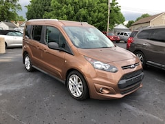 Bargain Used 2014 Ford Transit Connect Wagon XLT Wagon NM0AE8FX4E1156811 for sale in Effingham, IL