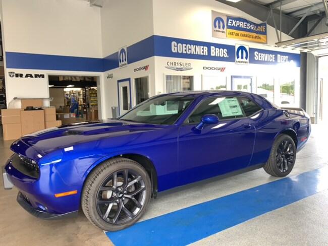 New 2019 Dodge Challenger SXT Coupe for sale Effingham, Illinois