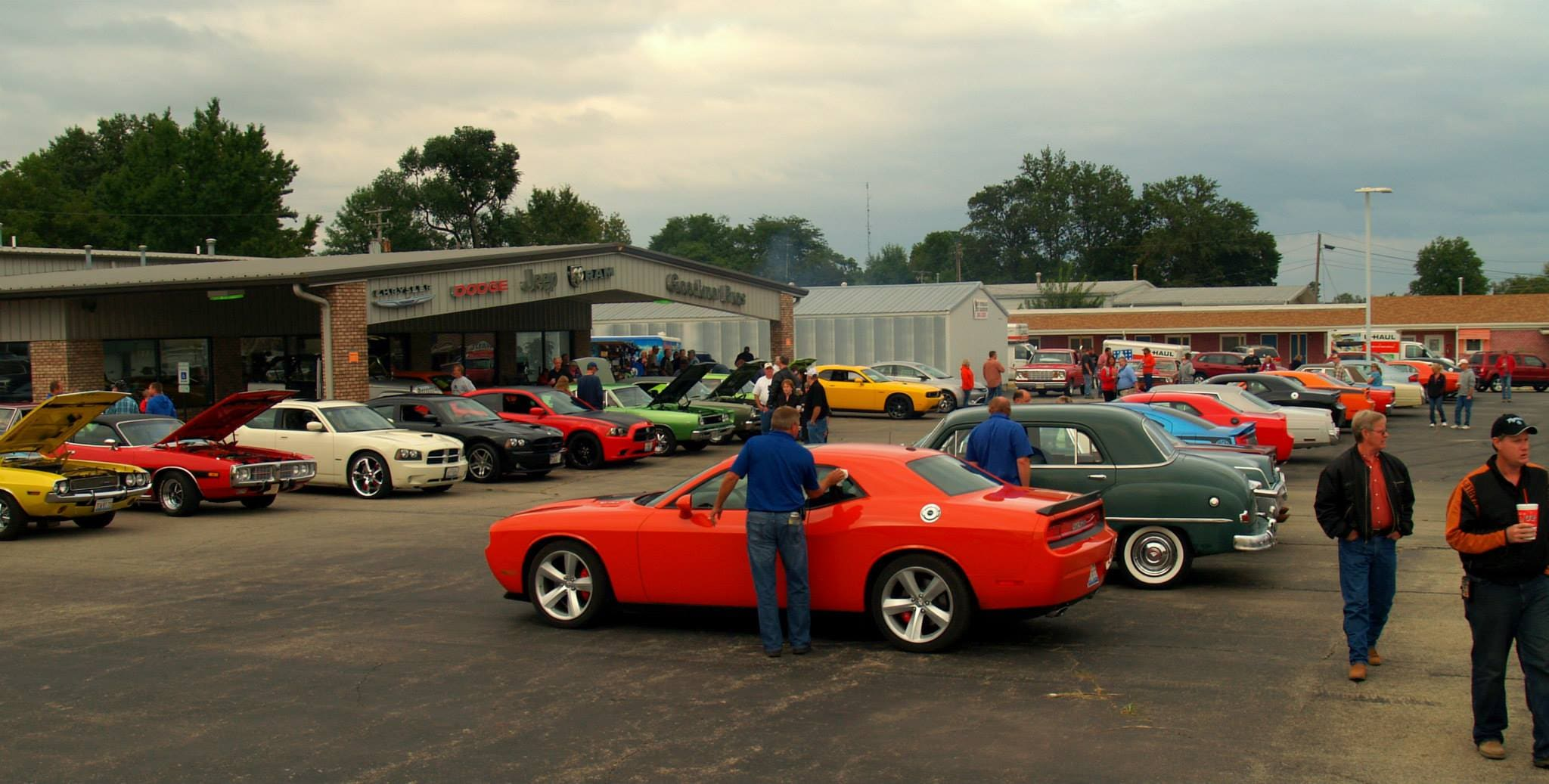 Goeckner Bros., Inc. | New Chrysler, Dodge, Jeep, Ram dealership in ...