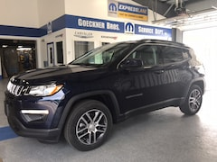 2018 Jeep Compass LATITUDE FWD Sport Utility for sale in Effingham, IL at Goeckner Bros., Inc.