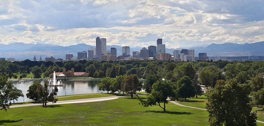 View of Denver, Colorado