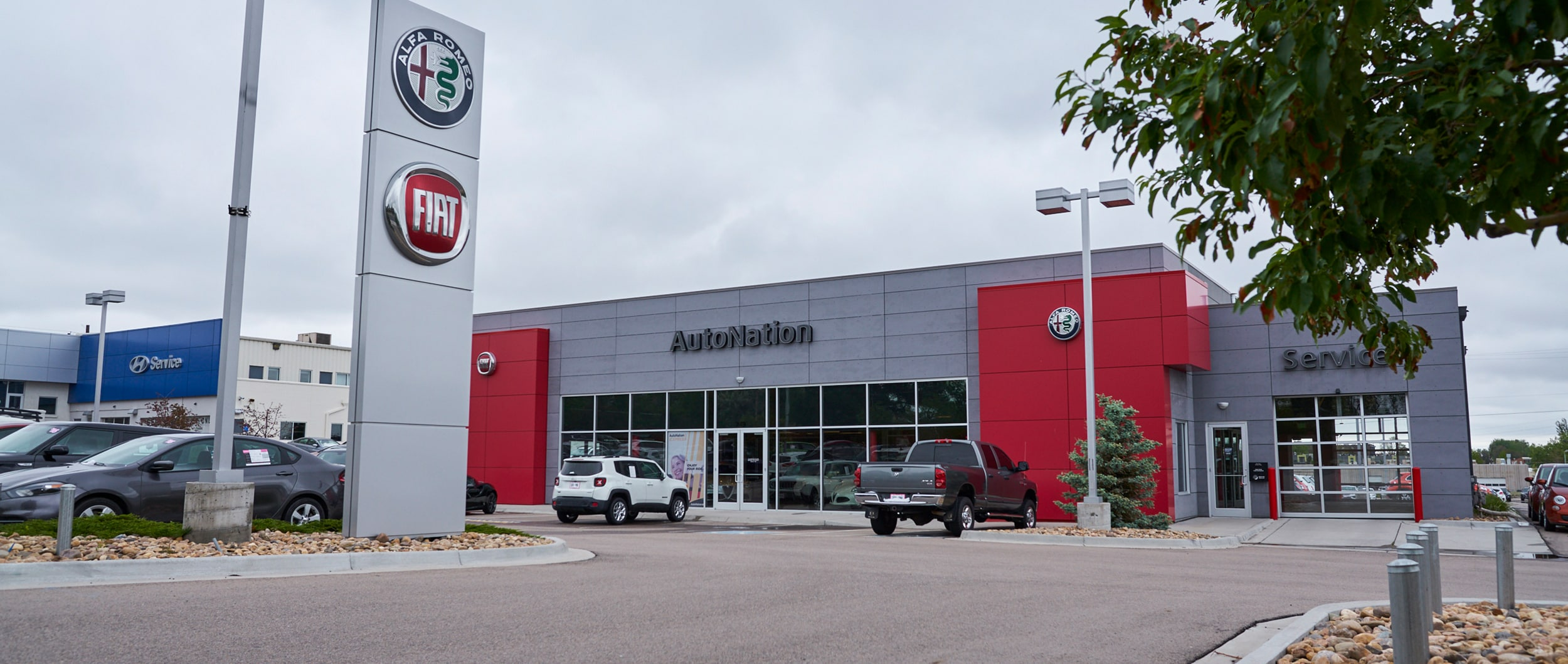 Street view of AutoNation FIAT North Denver