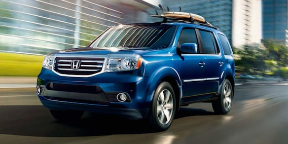 Used 2015 Honda Pilot For Sale In Tucson At Autonation Honda Tucson Auto Mall