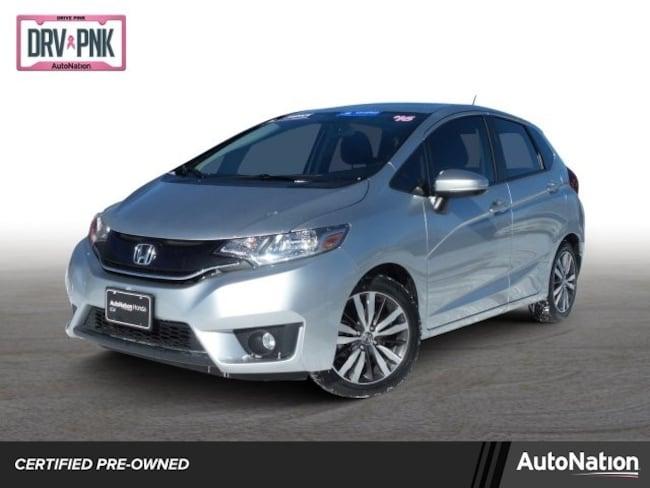 2016 Honda Fit EX 5dr HB CVT EX