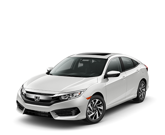 Roseville Auto Sales >> Honda Civic Interior Options - 2016 | AutoNation Honda ...