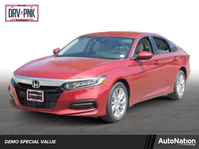 2018 Honda Accord LX LX 1.5T CVT