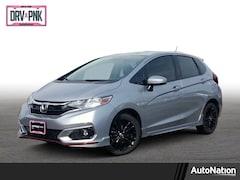2019 Honda Fit Sport Hatchback