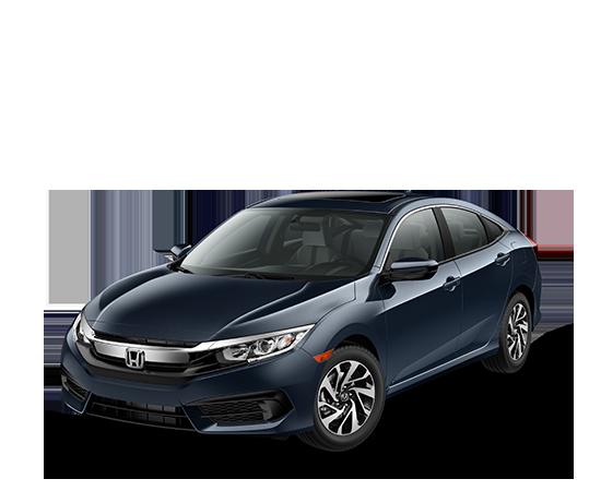 2016 Honda Civic Sedan Trim Levels | AutoNation Honda East ...