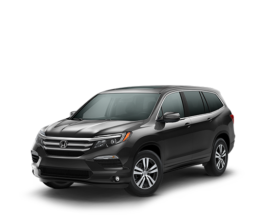 2016 honda pilot interior options autonation honda east. Black Bedroom Furniture Sets. Home Design Ideas