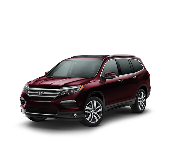 New Honda Pilot Interior Options | AutoNation Honda 385