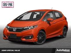 2018 Honda Fit Sport Sport CVT