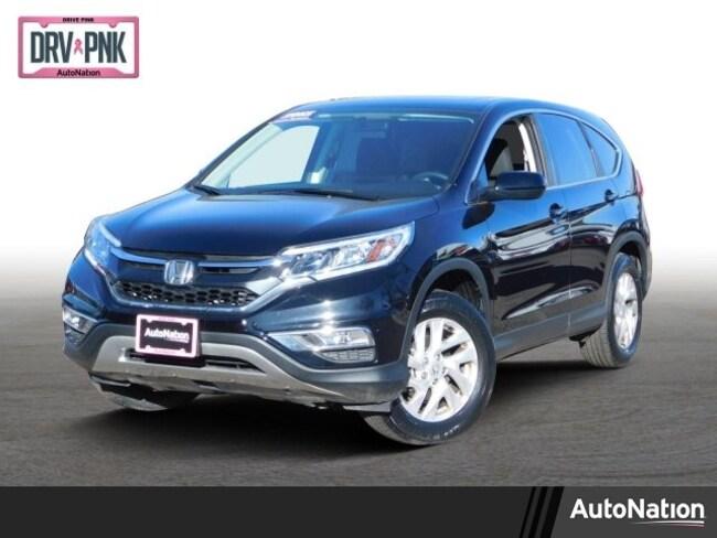 2016 Honda CR-V EX AWD 5dr EX