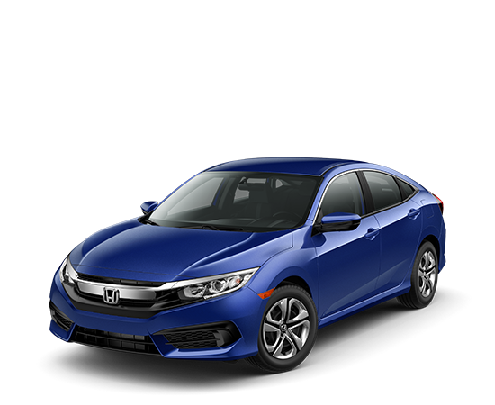Auto Nation Roseville >> New Honda Civic Trim Levels - 2016 | AutoNation Honda Roseville