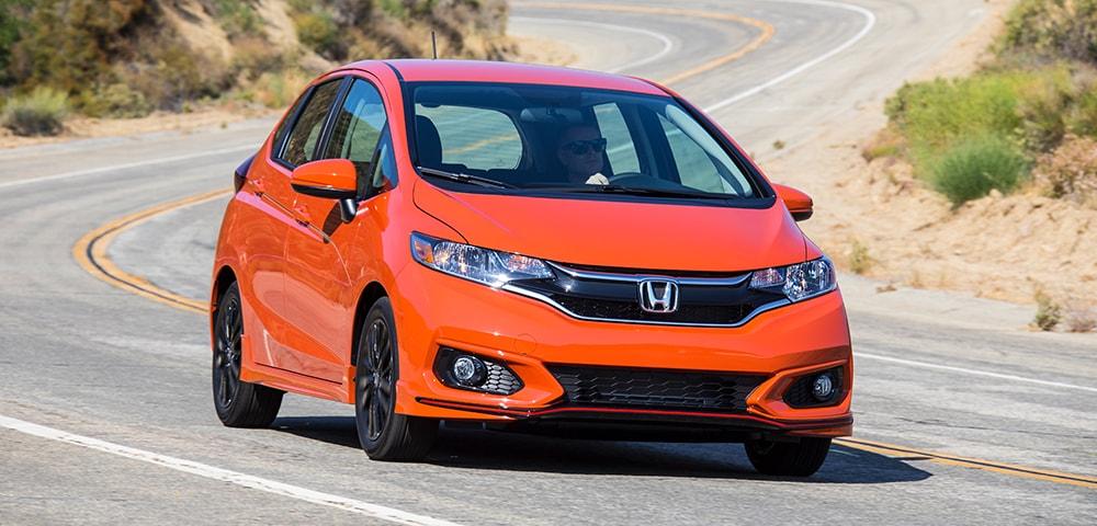 2018 Honda Fit For Sale In Tillmans Corner