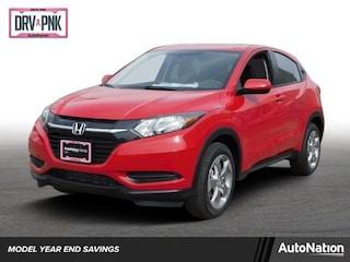 2018 Honda HR-V LX LX AWD CVT