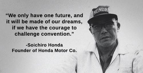 History Of Honda Motor Co In America