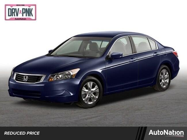 2008 Honda Accord LX-P Sedan