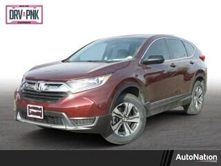 2019 Honda CR-V LX LX AWD
