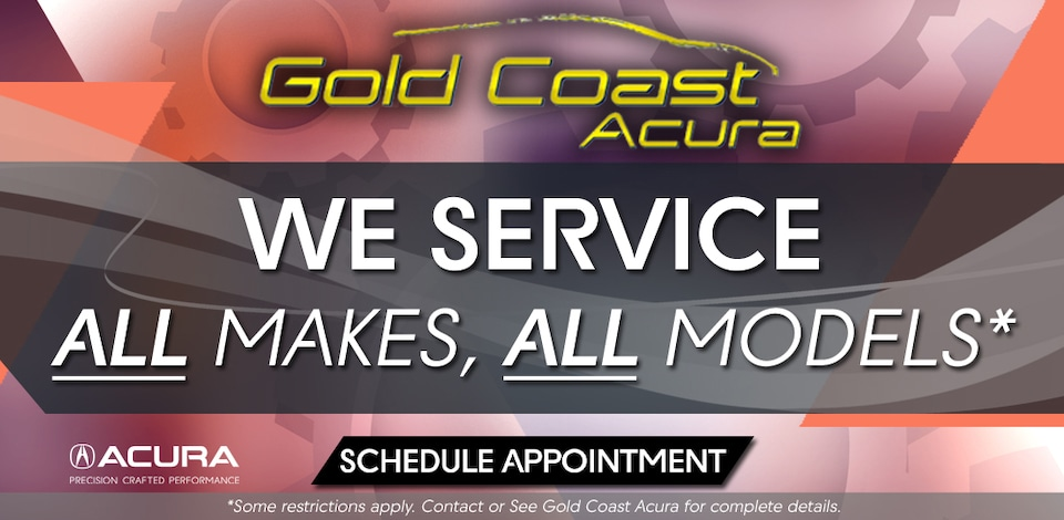 We Service ALL makes ALL Models