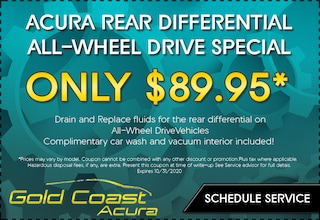 Rear Differential AWD Drive - October