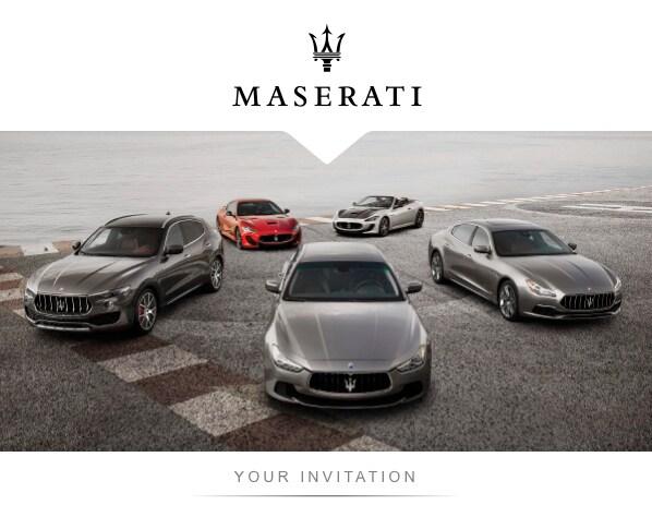 Gold Coast Maserati NY Auto Show