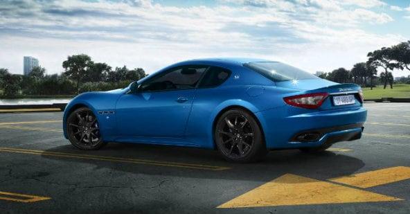 Maserati GranTurismo near Queens